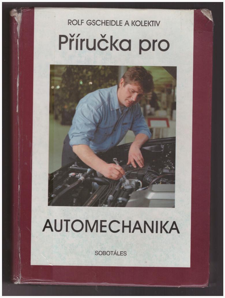 příručka pro automechanika rolf gscheidle